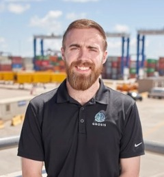 Austin McCombs, Co-Founder, CEO Gnosis Freight