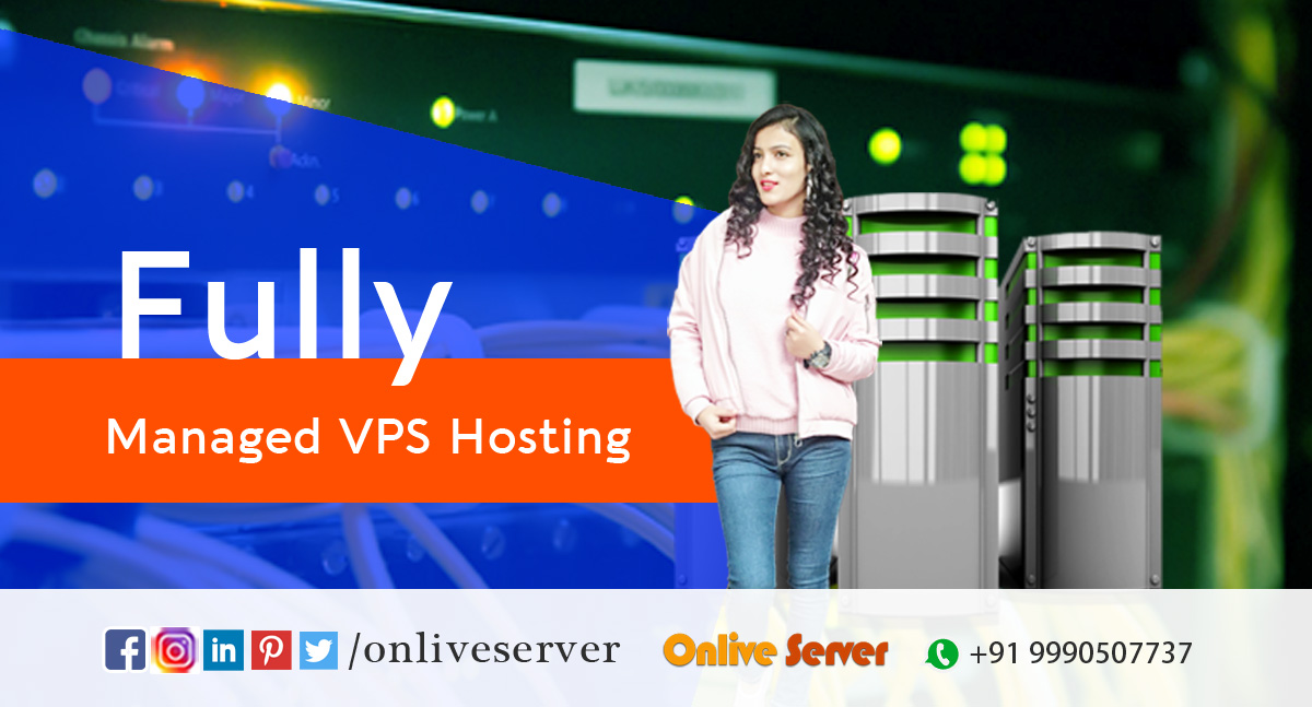Fully Managed VPS Hosting