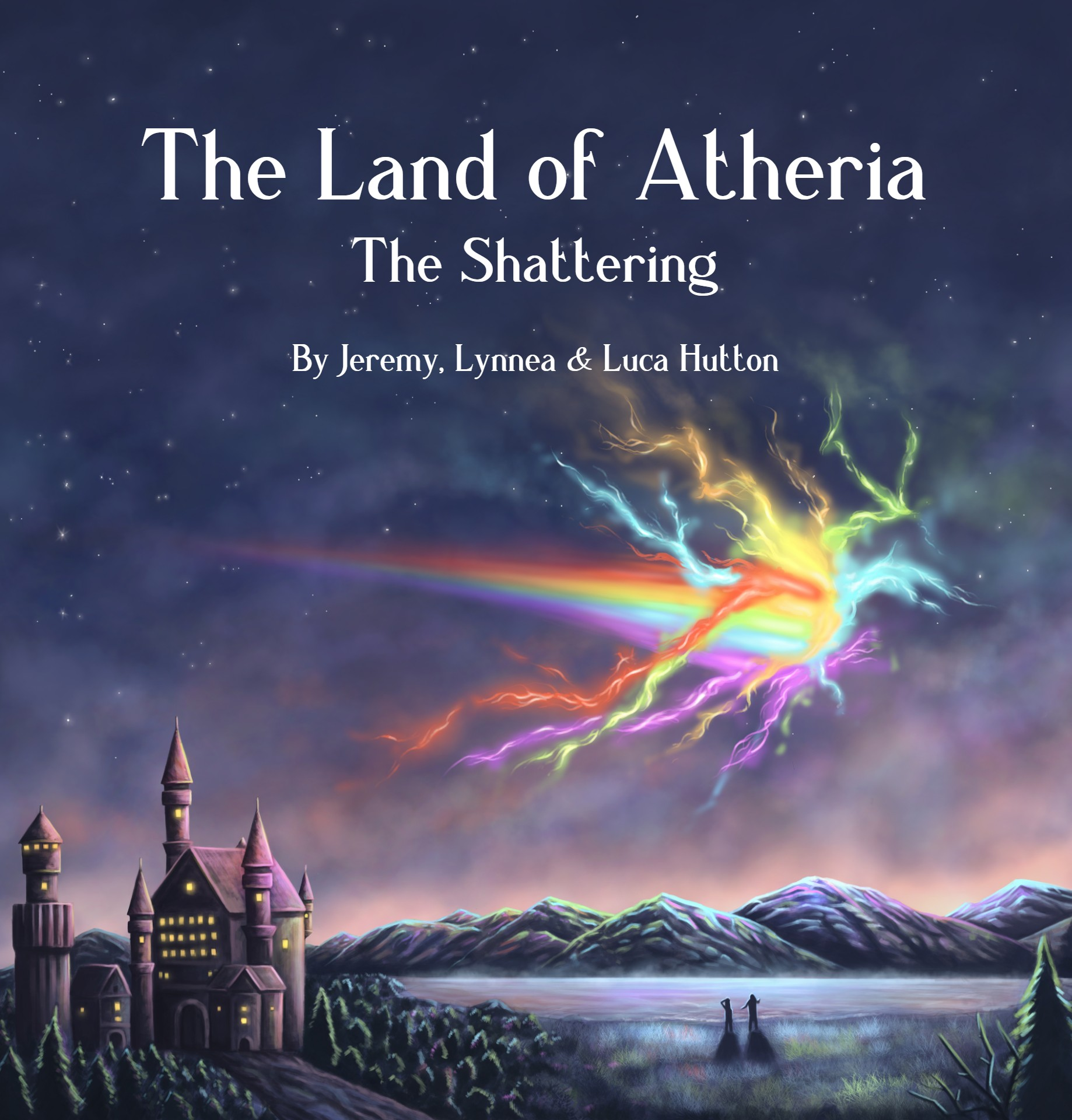 The Land Of Atheria Book Cover