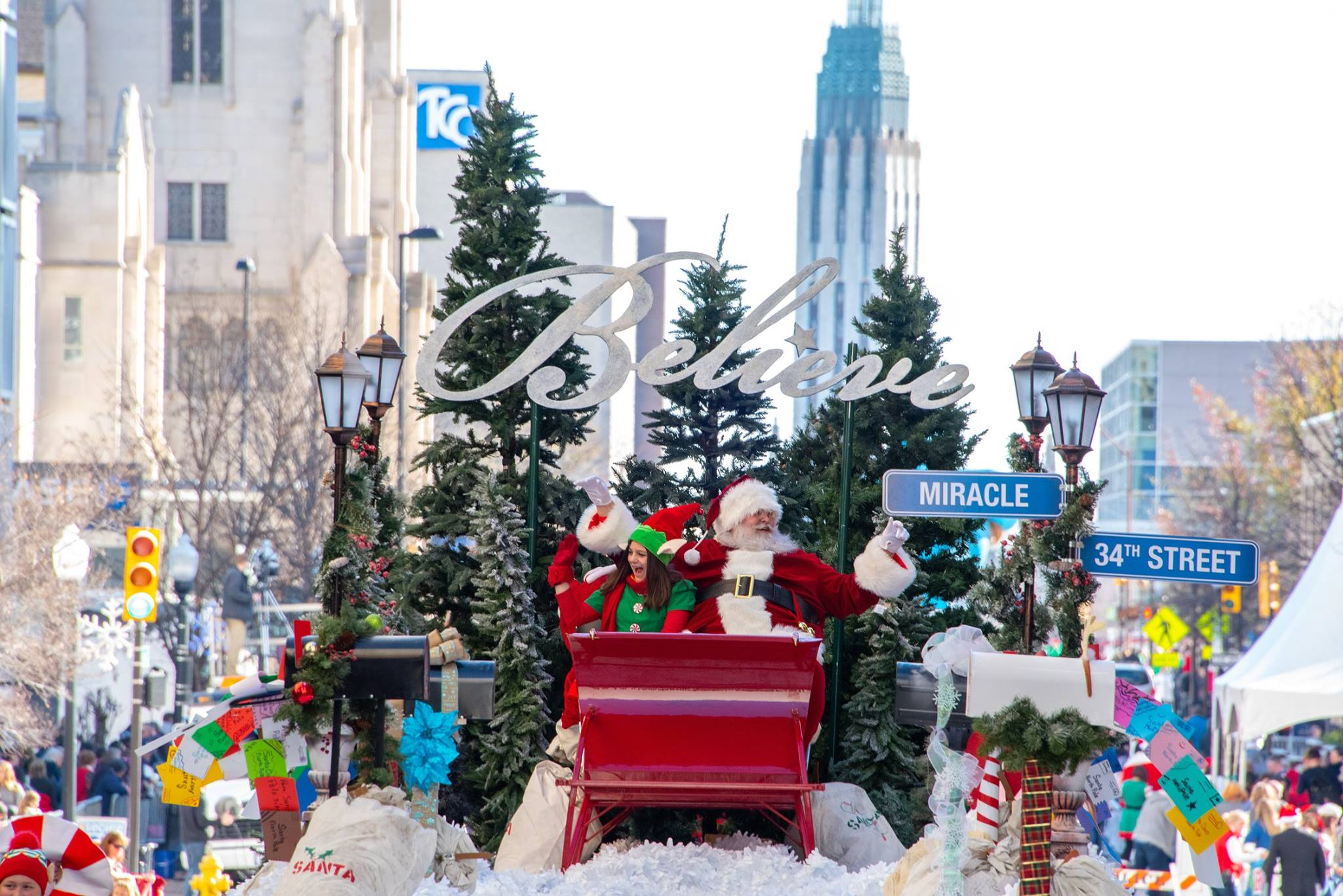 Oklahoma Christmas Parade 2020 Tulsa Makes Plans for 2020 Christmas Parade – The Floridant